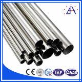 Tubulações de alumínio pedidas clientes da câmara de ar