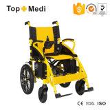 무능한과 연장자를 위한 2016 경제력 휠체어 또는 접히는 전자 휠체어