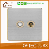 Matériau en acier inoxydable 32A Water Heater Wall Switch