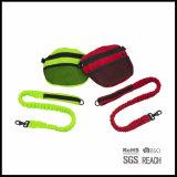 拡張可能な手は袋が付いている連続したウエストの飼い犬の鎖を放す