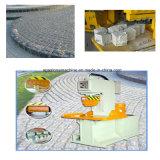 Presse à mouler hydraulique P90 d'Aga pour le pavé de pavés ronds de granit