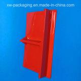Kundenspezifisches rote Blasen-verpackentellersegment