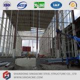 Construction élevée de structure métallique
