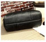Bolsa da mulher de couro do plutônio do ombro da senhora Estilo Desenhador Forma Saco