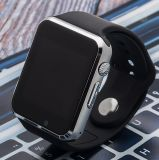 """1.54の""""カメラSIMのカードのタッチ画面が付いているA1 Bluetoothのスマートな腕時計"""