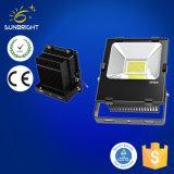 Cer RoHS 50 nachladbares LED Flut-Licht des Watt-