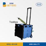 Новая коробка комплекта инструментов электричества в коробке хранения Purple01 Китая