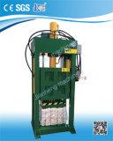 Máquina de la embaladora de Ves60-11070/Lb para el hilo de algodón y la prensa usada de la ropa