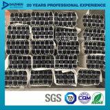 Soem-ODM-industrielles Aluminiumprofil mit anodisiertem Tausendstel beendete