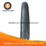 100% Garantie-Qualitätsvorderseite-Motorrad-Reifen 2.75-17, 2.50-17, 2.75-18