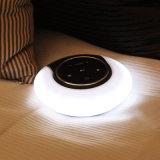 [بورتبل] لاسلكيّة [بلوتووث] 4.2 المتحدث و [لد] مصباح خفيفة مع نوعية صوت, [هيغقوليتي] لمع ضوء محسّ