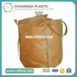 Заполняя мешки Spout круговые FIBC с печатью и опционный цвет для минералов упаковки