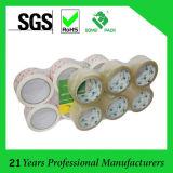 Lacre del cartón de Brown BOPP cinta de embalaje (SGS, ISO9001)