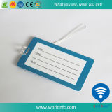 Airplaneのための工場Price 112*65mm PVC Luggage Tag