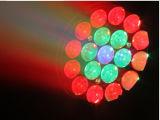 luz principal móvil de la viga del zoom de la colada del ojo LED de la abeja de 19PCS*12W 4in1 Osram