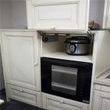 Cabinet de cuisine debout libre moderne modulaire de PVC