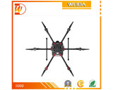 Ailes de propagation S900+ Wookong-M de Dji + UAV professionnel de photographie aérienne de Zenmuse Z15-A7