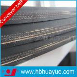Sistema general de la cinta transportadora usado para transportar el acero de nylon 100-5400n/m m del St de Nn de los materiales del centímetro cúbico del algodón del poliester común del Ep