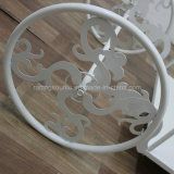 New Arrival Cinderella Carriage Metal Cake Stand Décoration de mariage