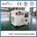 Luft abgekühltes kleines Pflanzenenergien-Generator-Set des Dieselmotor-5.5kw
