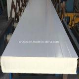Sandwich-Dach-Wand Baumaterial-Polyurethan-Sandwich-Panel-Metall-PU-PIR