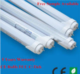 tubo do diodo emissor de luz do diodo emissor de luz T8 da luz do tubo do diodo emissor de luz 2835SMD