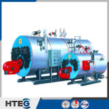 Chaudière à vapeur à gaz normale Wns de série normale d'ASME