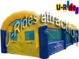 Tienda inflable gigante de Paintball para la arcón de Paintball