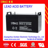12V 100ah Sealed Lead Acid Battery para Solar Lighting Systems