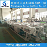 PVC Pipe Extrusion Line do nascer do sol de Zhangjiagang (110-315mm)