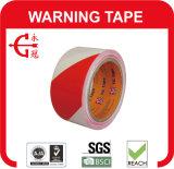Cinta de la marca del suelo del PVC para la cinta amonestadora del PVC de la seguridad