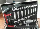 Комплект инструмента ремонта руки Automative конструкции Германии профессиональный в алюминиевой коробке