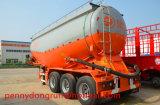 De Aanhangwagen van het Nut van Dongrun van Hubei/de Droge Semi Aanhangwagen van de Tanker van het Poeder