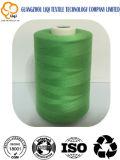 Amorçage 100% r3fléchissant de broderie de polyester de qualité 108d/2 120d/2