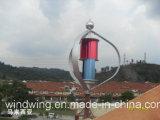 600W geen Turbogenerator van de Wind van de Trilling Verticale voor het Gebruik van het Huis