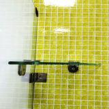Cerco padrão australiano do chuveiro do fornecedor com dobradiça (H3174)