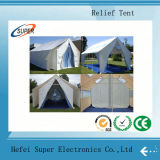 Hand Sewn Premium Disaster Relief Tents in China