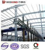 Edifício de aço do baixo custo de Wiskind