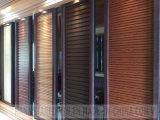 Feuille en plastique environnementale décorative de PVC de panneau de mur 3D