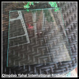 Polished를 가진 4mm C-Edge Clear Float Glass