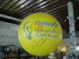 Il PVC gonfiabile dell'aerostato di promozione gonfia la pubblicità dei prodotti