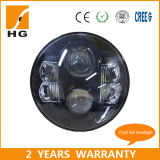 Diodo emissor de luz Headlight do diodo emissor de luz Headlight Highquality Hi/Low 7inch de Emark