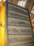 Correia transportadora do Sidewall ondulado antiabrasão da borracha