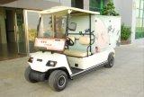 Hotel-elektrische Haushaltung-Autos für Nahrung und Hotel