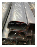 Pipe/tube d'acier inoxydable pour la balustrade