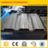 Het Dek die van het Metaal van het staal Machine maken door zich Te vormen van het Broodje