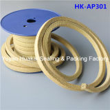 벨브와 Pump PTFE Teflon Impregnated Filament Gland Braided Packing