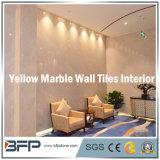 Tuile/revêtement de marbre normaux de mur pour l'entrée/salle de séjour/pièce de Bath