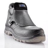 Los zapatos de la seguridad en la mina, seguridad de soldadura patean M-8181