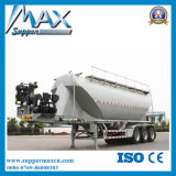 3車軸50cbm Bulk Cement Trailer Without Engine
